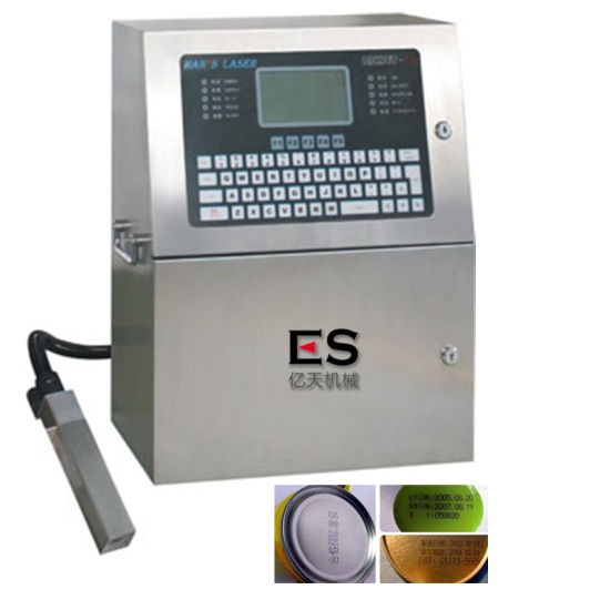 Automatic Bottle Batch Code and Expiry Date Coding Ink Printing Machine