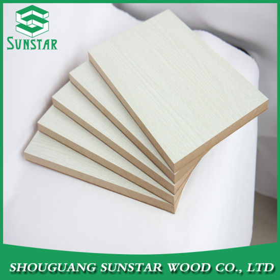 Newest Design Different Colour of High Quality Wholesale Light/Glossy/Matt/Embossed/Phantom Face /Finish Faced MDF for Furniture/ Decoration
