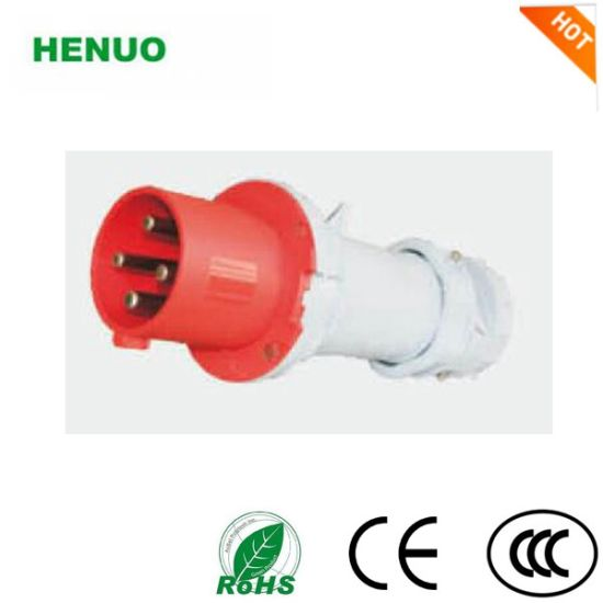 IP44 IP67 Waterproof Industrial Plug and Socket Connector pictures & photos