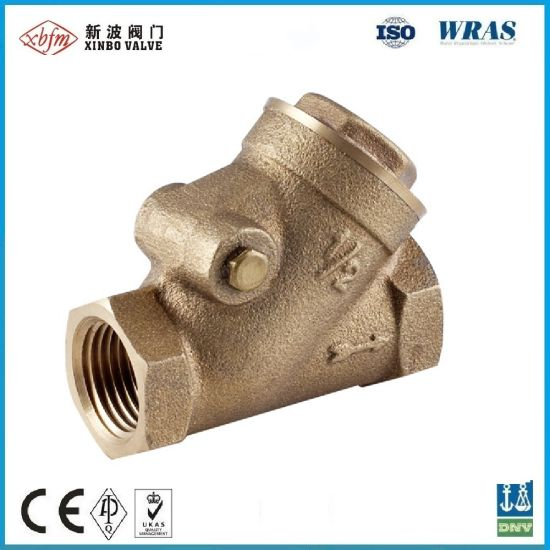 High Quality Brass Y Strainer Valve pictures & photos