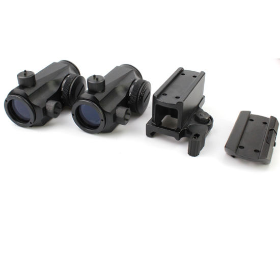 Compact Red/Green DOT Sight with Standard Weaver Rail Mount pictures & photos