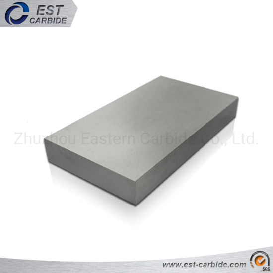 Tungsten Carbide Wear Parts Carbide Plates for Cutting Tools