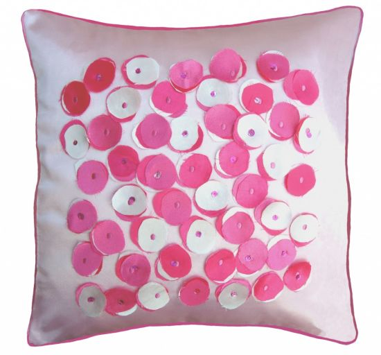 2020 Beautiful Flower Seat Cushion Hot Sale 100% Cotton Cushion pictures & photos