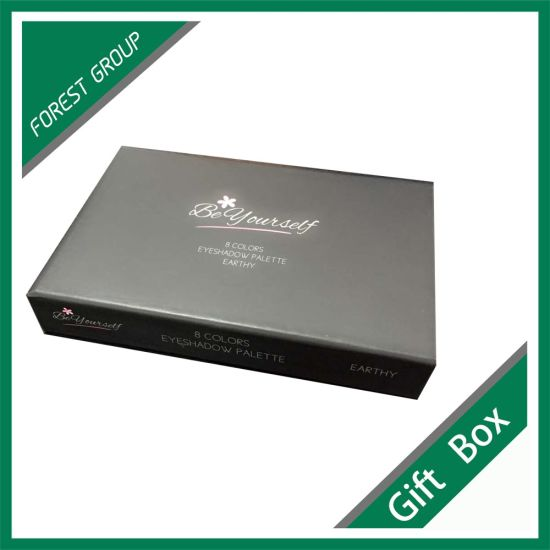 Custom Matte Lamination Cosmetic Box pictures & photos