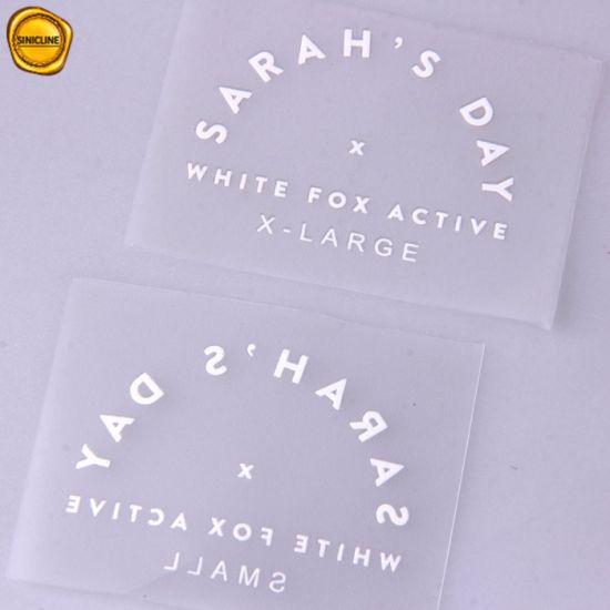 7fbe08fb0 Sinicline Swimwear Accessories Tagless Heat Transfer Label with DIY Content