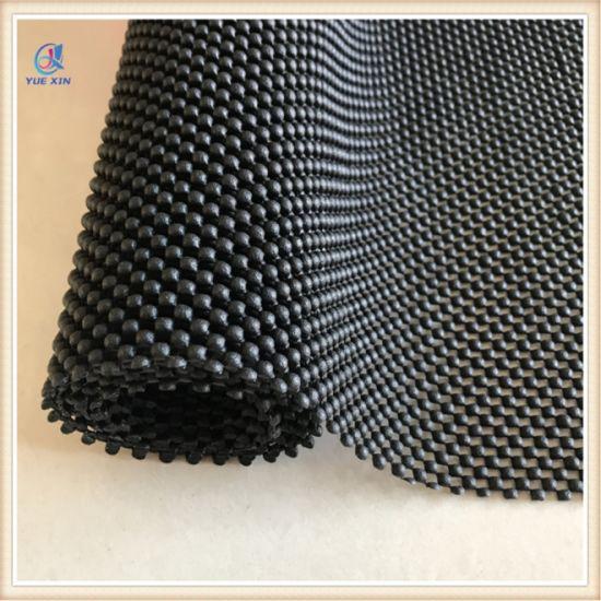 China H806 Black Non-Slip PVC Pad for