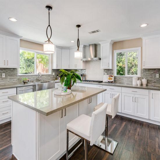 Cool 2018 New Model American Design Solid Wood Shaker Kitchen Cabinet Download Free Architecture Designs Jebrpmadebymaigaardcom