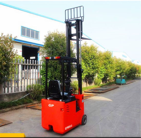 1to, Mini Type, 3-Wheel Electric Forklift Truck