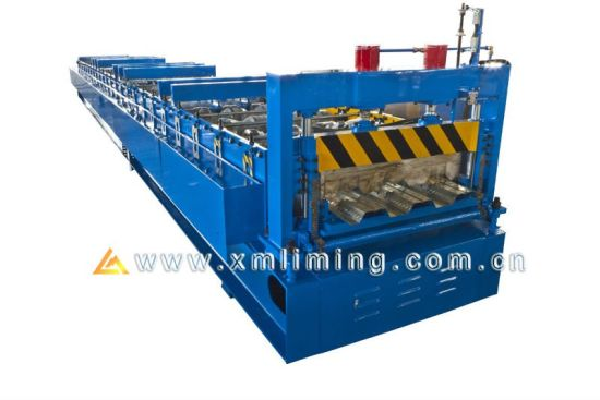 Xiamen Liming Metal Floor Decking Cold Forming Machine