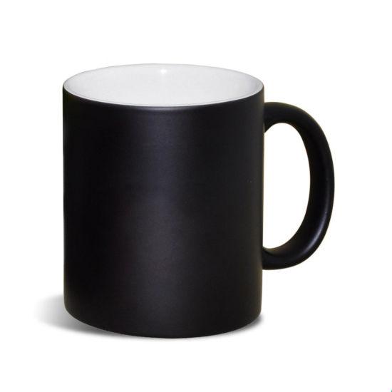 Magic Cat Mug Color Changing Mug 11oz Coffee Mug Tea Cup Gifts