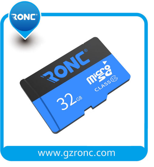 Wholesale OEM Logo Cheap Micro SD Memory Card pictures & photos