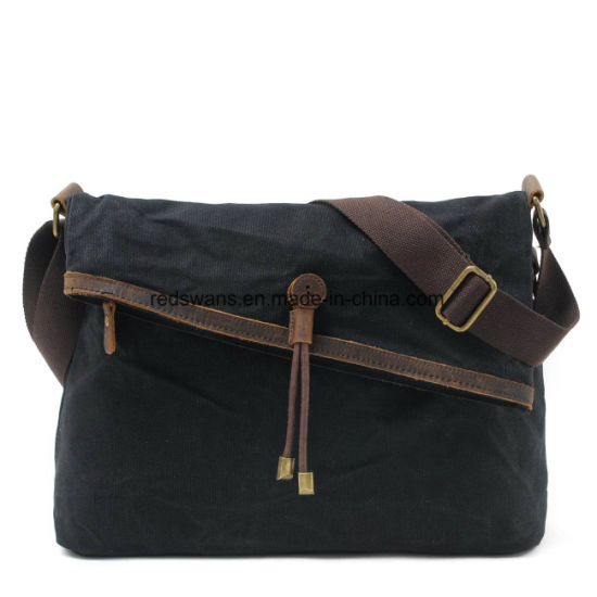 2f70555ef Fashion Design Shoulder Bag Waterproof Canvas Crossbody Satchel Bag  (RS-9121)