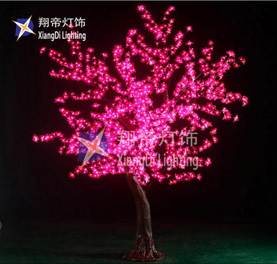 2m Led Light Decorative Birch Tree Home Garden Holiday