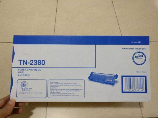Original for Brother Printer Cartridge Tn2380 Toner Cartridge