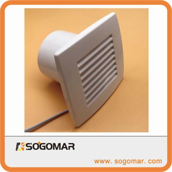 "4"" 6 Inch Air Extractor Ventilation Ventilating Exhaust Fan for Bathroom"