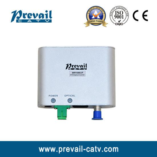 CATV FTTH Mini Optical Receiver Node Wr1088jf
