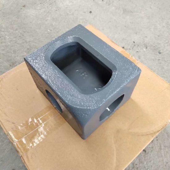 Steel Sand Casting Container Corner