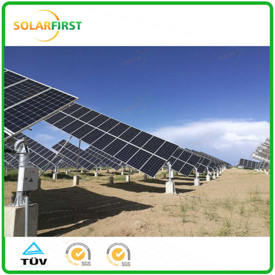 Decentralized Tilted Solar Single Axis Tracker pictures & photos