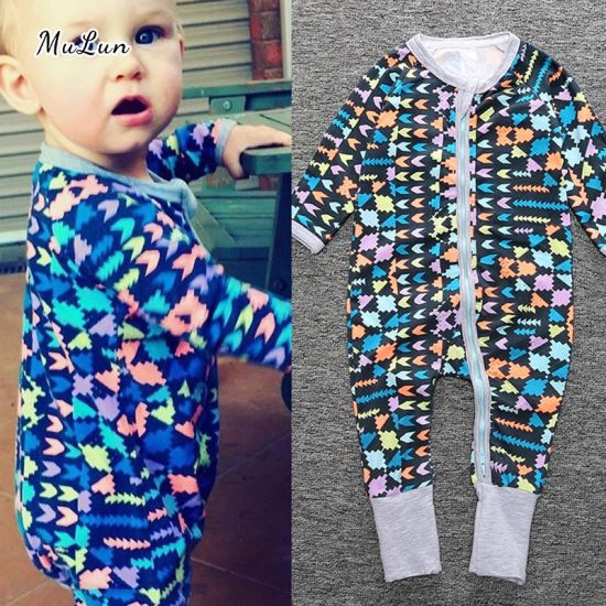 Wholesale Baby Velour Romper Infant Onesie for Autumn Winter Baby Jumpsuit