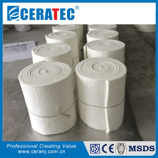 CT 1260 Heat Isolation Blanket Refractory Material Without Rockwool pictures & photos
