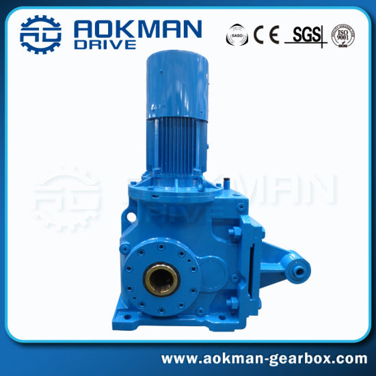 K Series Helical Gear Box Speed Reducer pictures & photos