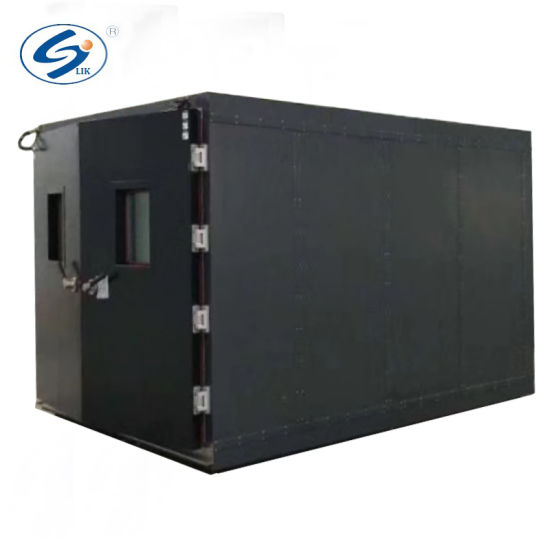 Programmable Walk-in Temperature Humidity Test Chamber for Cars