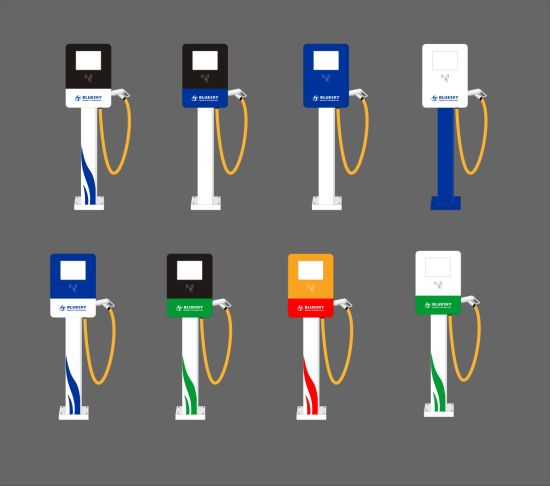 Fast Charging Pile for Electric Car pictures & photos