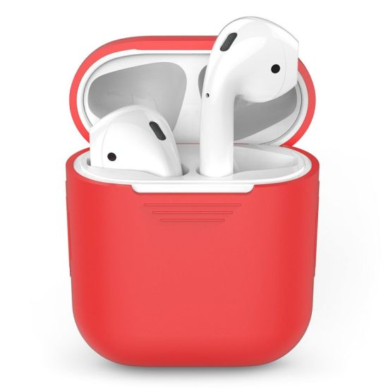 For Apple Airpods Silicone Case