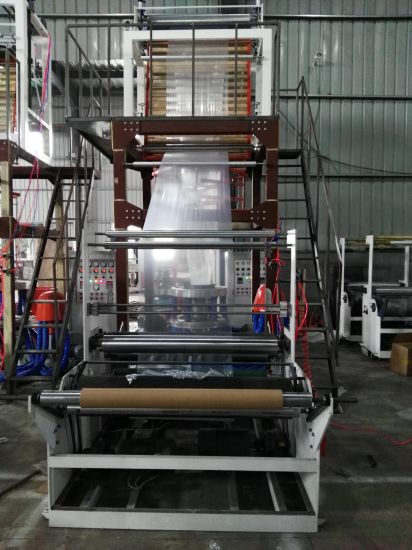 LDPE HDPE Rotary Die Extruder Blower Film Machine pictures & photos
