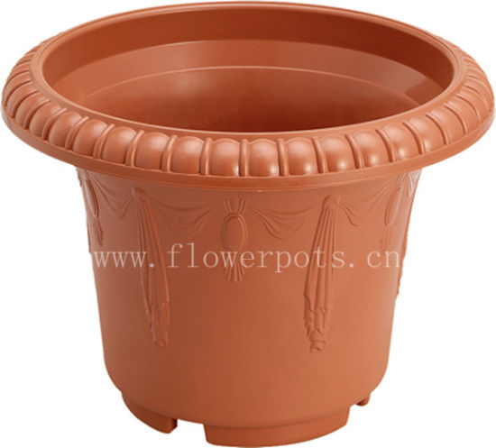 Classic Plastic Flower Pot (KD2500-KD2509) pictures & photos