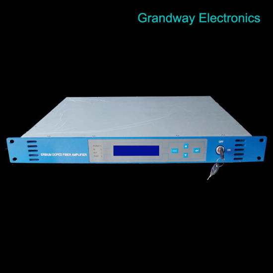 CATV 1550nm Optical Amplifier (EDFA) 23dB-60V
