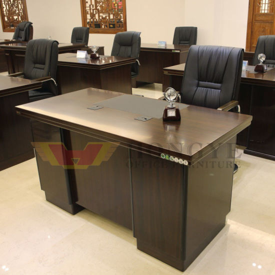 Ordinaire Factory Supply Commercial Plywood Office Furniture Desk For Office Furniture