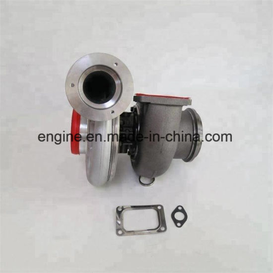 China Cummins Qsx15 Hx82 Turbocharger 3594195 3594196 4025027