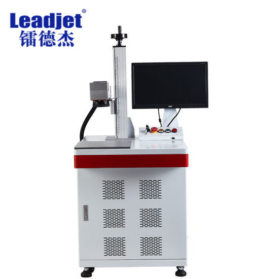 Leadjet Computer Screen Easy Operate Laser Printing Machine