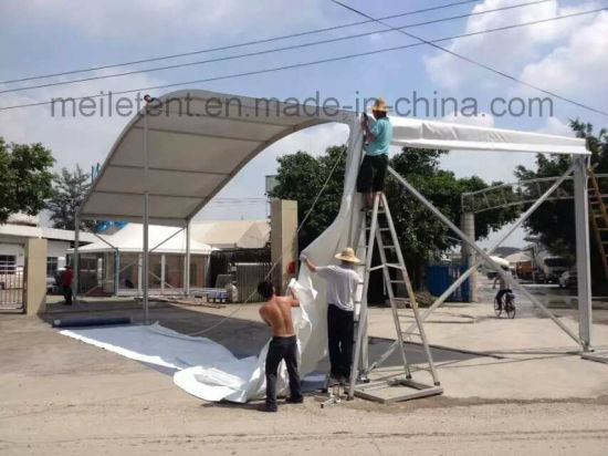 20m Clear Span Big Arch Tent Wedding Tent Party Tent pictures & photos