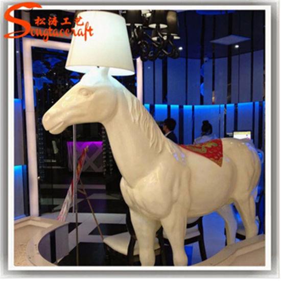 Garden Decoration Artificial Horse Statues Sculpture