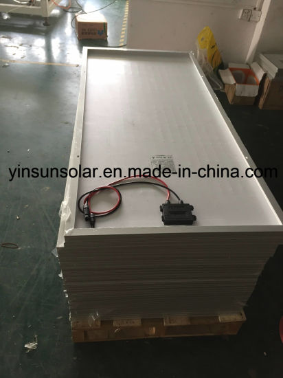 300W Mono PV Solar Module Solar Panel for Solar System pictures & photos