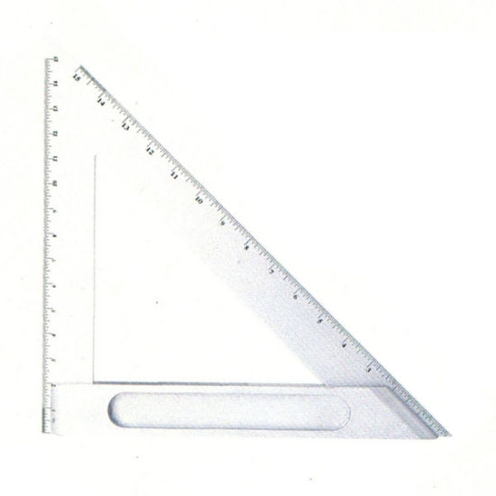 Stainless Steel Tri Angle Square Rulers pictures & photos