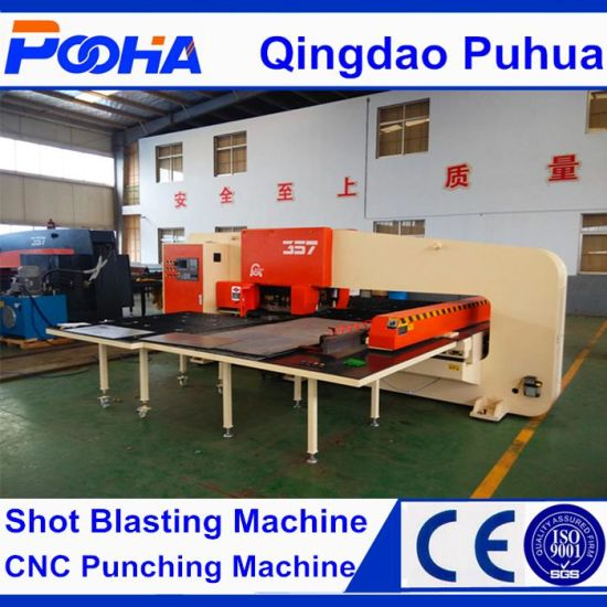 24/32 Stations AMD-357 Mechanical CNC Turret Punching Machine pictures & photos
