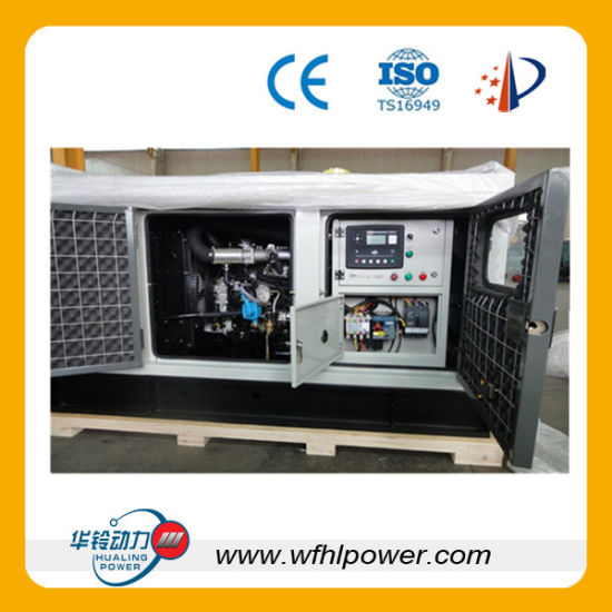 Gas Turbine Generator 10kw-50kw pictures & photos