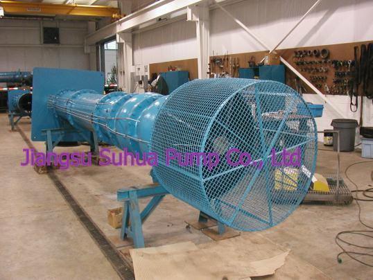 Vertical Turbine, Long Shaft Pump