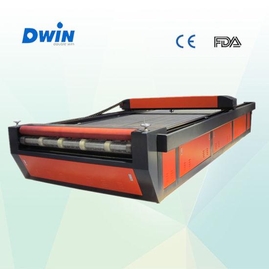 Auto Feed System Wool Carpet 150W Laser Cutting Machine (DW1640)