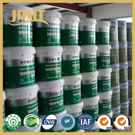Js Cementitious Waterproof Construction Material for Commercial Roofing pictures & photos