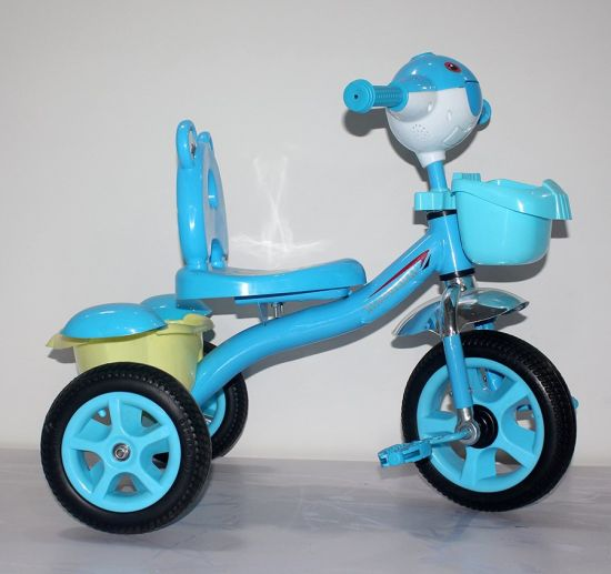 Factory Supplier Kids Tricycle Children Ride on Car Scooter with Ce pictures & photos