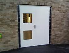 First-Class UL Certified Steel Fire Door with Commerical Use pictures & photos