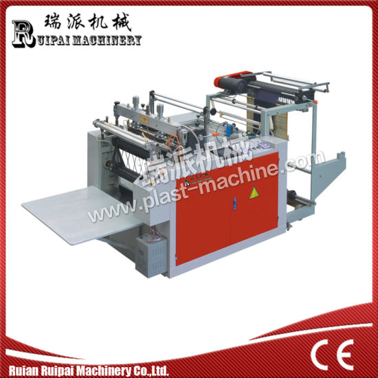 PE Shopping Bag Making Machine pictures & photos
