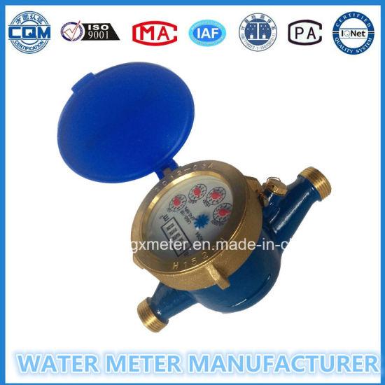 Water Meter, Multi Jet Dry Type Meter