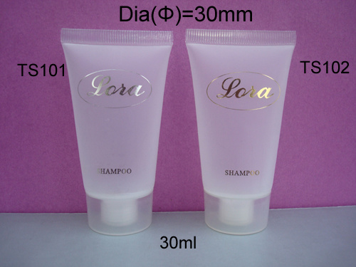 Hotel Shampoo in Soft Tube (shower gel, hair conditioner, body lotion) pictures & photos