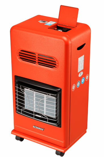 Gas/Electric Heater with Fan Motor Ceramic Burner Sn08-Dq pictures & photos