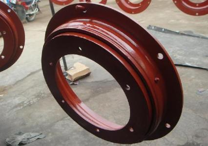 Slew Bearing Swivel Trailer Turntable pictures & photos